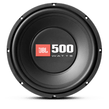 "CS1014 500-Watt, 10"" Single-Voice-Coil Subwoofer"