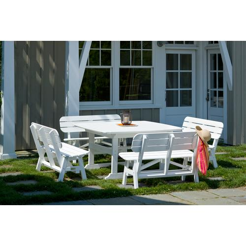 Seaside Casual - Portsmouth 4 Ft. Bench (045)