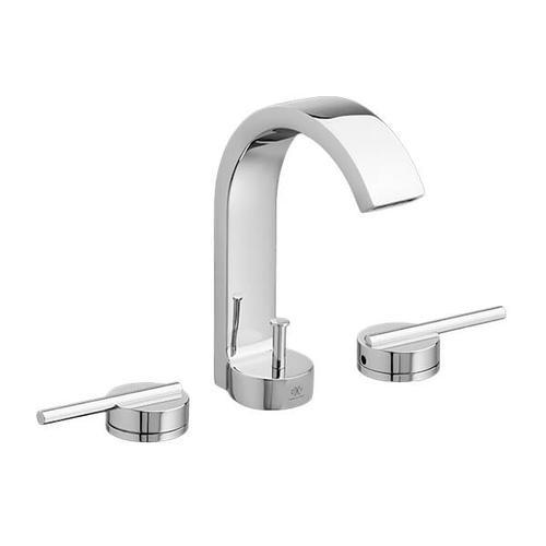 Dxv - Rem Widespread Bathroom Faucet - Polished Chrome