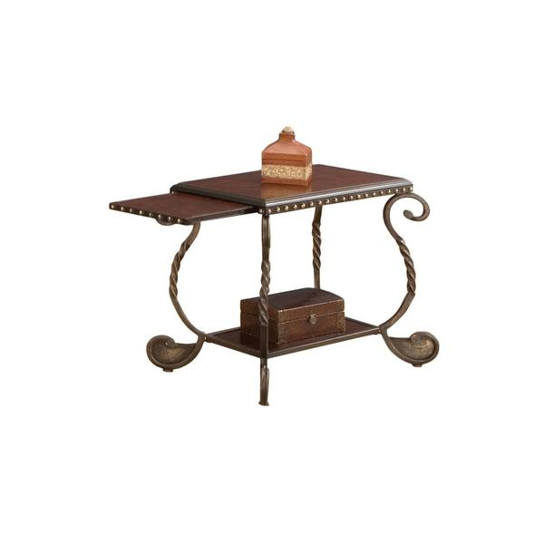 See Details - Rosemont Chairside End Table