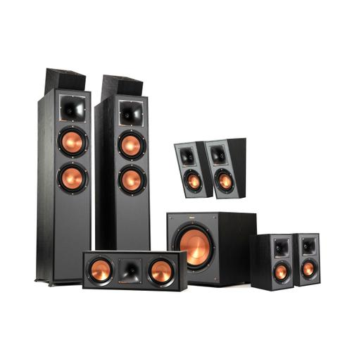 Klipsch - R-620F 7.1.2 Dolby Atmos Home Theater System