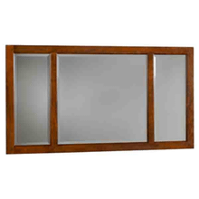 Three Panel Mirror