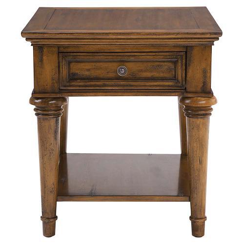 Bassett Furniture - Sonoma End Table