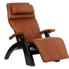 Perfect Chair PC-LiVE™ - Cognac Premium Leather - Matte Black