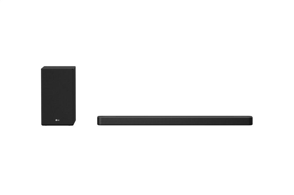 LG AppliancesLg Sn8yg 3.1.2 Channel High Res Audio Sound Bar With Dolby Atmos® And Google Assistant Built-In