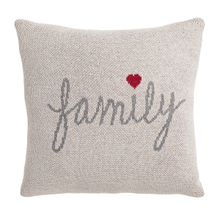 "Mini ""Family"" Pillow"