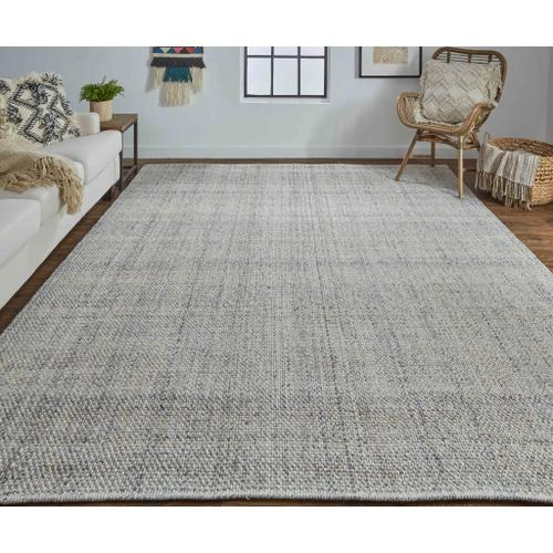 Feizy - NAPLES 0751F IN IVORY-GRAY