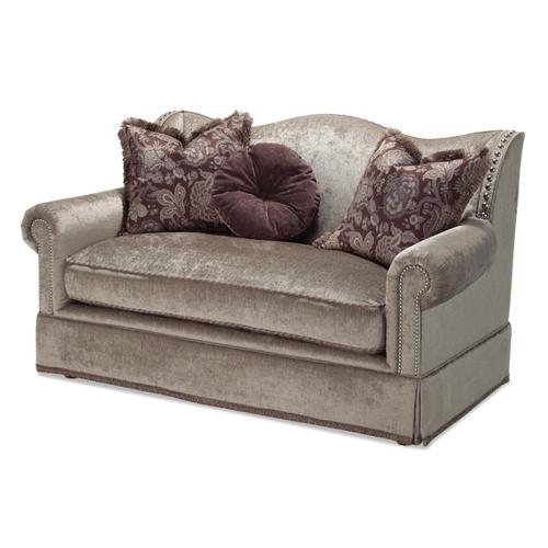 Upholstered Loveseat - Grp2/Opt1