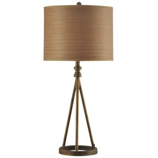 Millbrook  Transitional Iron Base Table Lamp