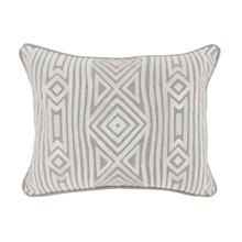 See Details - Raleigh Natural Ivory Pillow