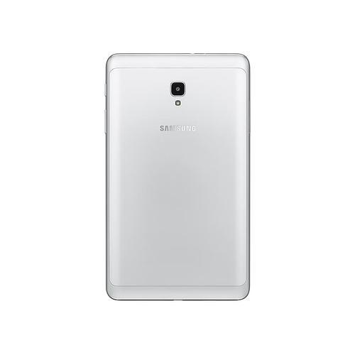 """Samsung - Galaxy Tab A 8.0"""", 32GB, Silver (Wi-Fi)"""