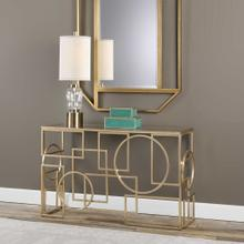 Metria Console Table