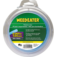 """View Product - Weed Eater Trimmer Lines .065"""" x 100' Round Trimmer Line"""