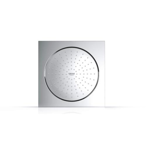 "Product Image - Rainshower F-series 10"" Shower Head - 1 Spray, 2.5 Gpm"