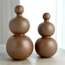 Bubble Stacking Vase-Terracotta-Lg