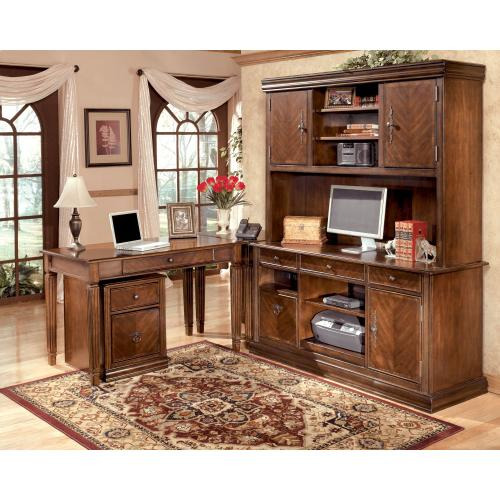 Hamlyn File Cabinet Medium Brown