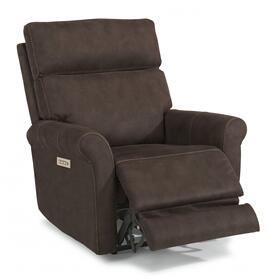 Owen Power Recliner with Power Headrest & Lumbar