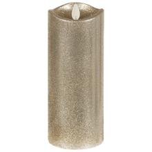 Glitter Wax Pillar