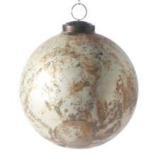4.75'' White Eternal Ornament