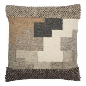 Karlie Pillow - Beige / Ivory
