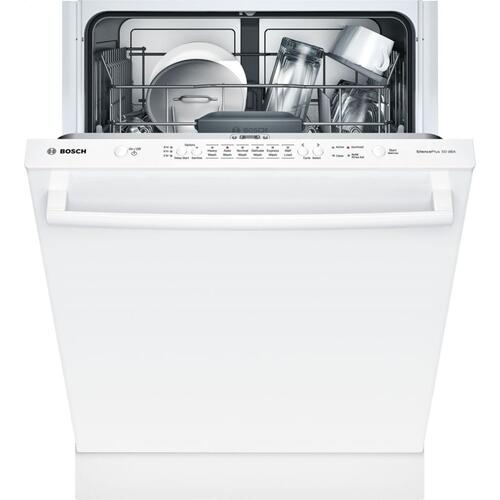 Ascenta® Dishwasher 24'' White SHX3AR72UC