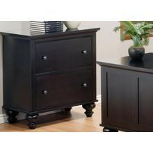 Georgetown 2 Drawer Filing Cabinet