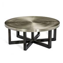 Reeta Cocktail Table - Silver