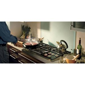 """36"""" Gas Cooktop (CT36G) - Classic Stainless"""