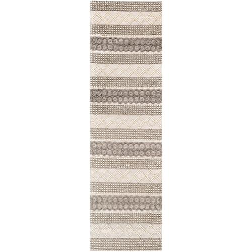 "Farmhouse Neutrals FLS-2301 2'6"" x 8'"
