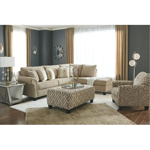 Ashley - 2-piece Sectional With Chair and Ottoman