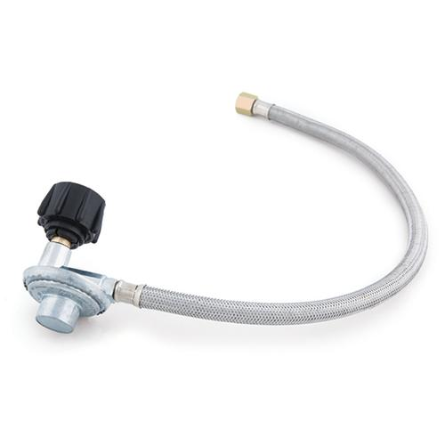 Braided Stainless Qcc1 Hose & Regulator