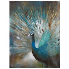 See Details - Peacock Prowess