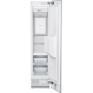 Thermador18-Inch Built-in Panel Ready Freezer Column with Ice & Water Dispenser,Right Side Door Swing