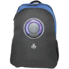 Backpack with Bluetooth® Speaker (Blue)