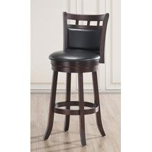 1029 Swivel Stool - 24""