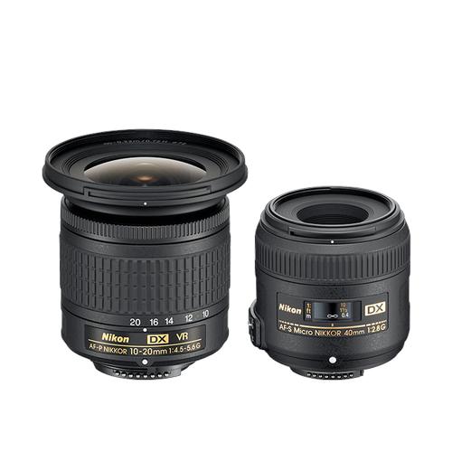 Landscape \u0026 Macro 2 Lens Kit