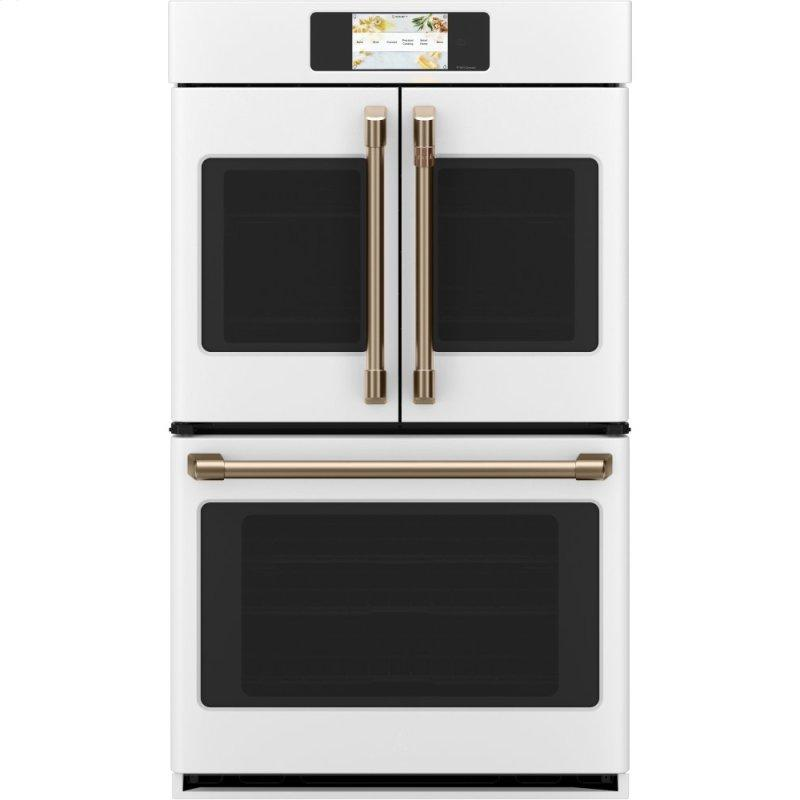 "Professional Series 30"" Smart Built-In Convection French-Door Double Wall Oven"
