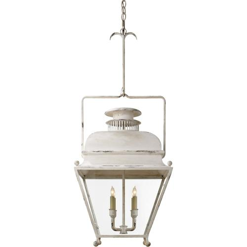 Visual Comfort CHC2216OW E. F. Chapman Holborn 4 Light 18 inch Old White Pendant Ceiling Light