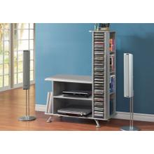 See Details - TV STAND - SILVER TV STAND