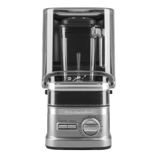 NSF® Certified Commercial Enclosure Blender - Contour Silver
