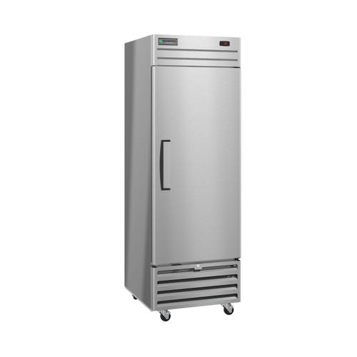EF1A-FS, Freezer, Single Section Upright, Full Stainless Door with Lock