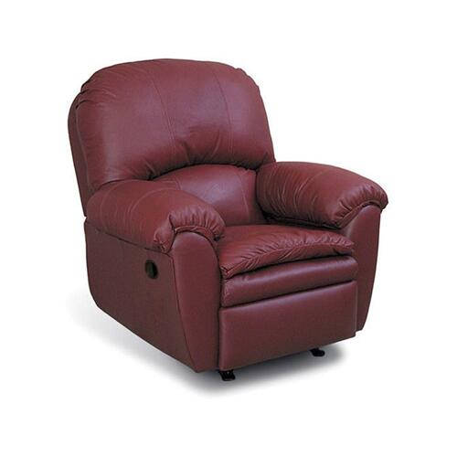 720032L Oakland Leather Minimum Proximity Recliner