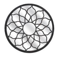 Maske Iron Round Mirror