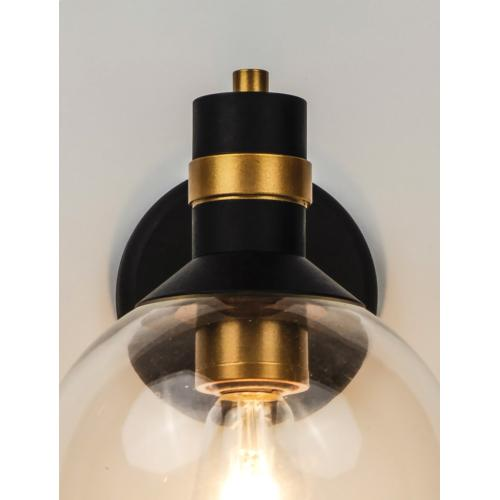 Cabin 1-Light LED Outdoor Wall Sconce