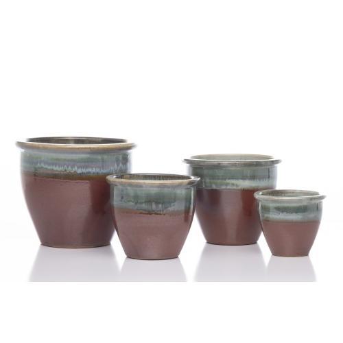 Classic Rim Planter - Set of 4