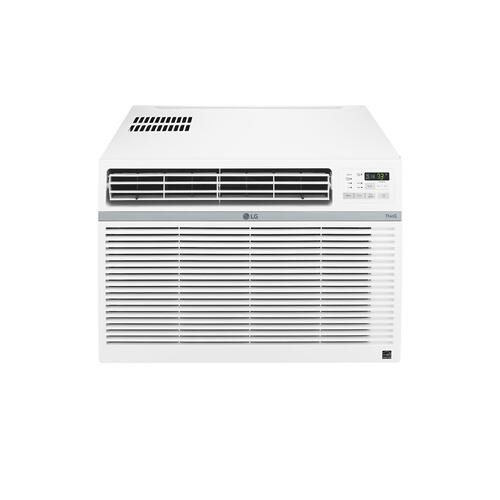 18,000 BTU Smart Wi-Fi Enabled Window Air Conditioner