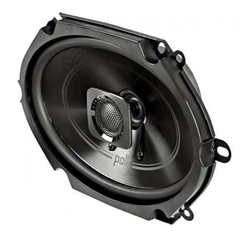 """DB+ Series 5""""x7"""" Coaxial Speakers with Marine Certification in Black"""