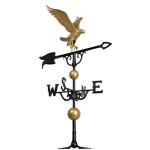 "46"" Eagle Weathervane Product Image"