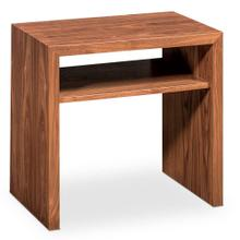 """View Product - Wildwood End Table with Shelf, 16""""w x 20""""d x 24 """"h"""