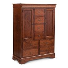 Louis Philippe Door Chest